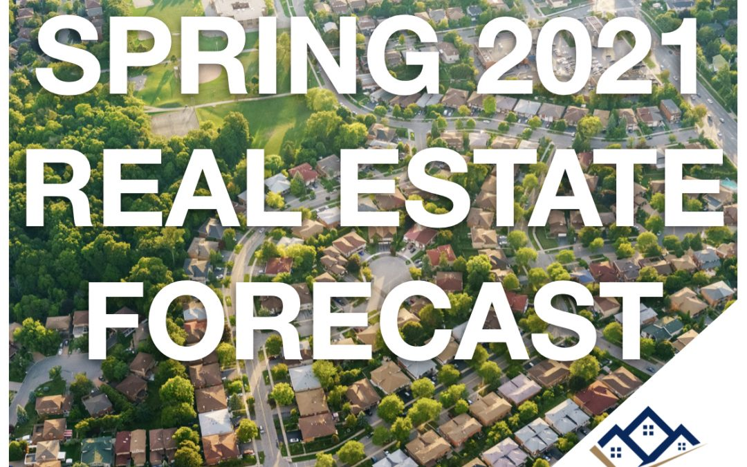 Hamilton Real Estate – Spring '21 Forecast –  Are the Tides Turning?